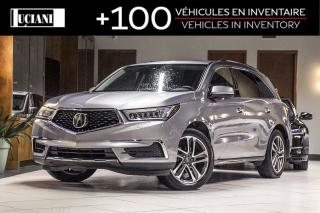 Used 2017 Acura MDX * Navigation * LOW KM * CERTIFIED * BACK UP CAM * for sale in Montréal, QC