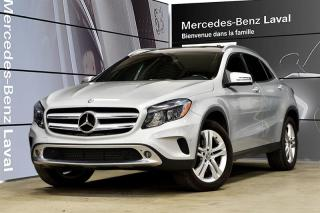 Used 2015 Mercedes-Benz GLA 250 4MATIC SUV for sale in Laval, QC