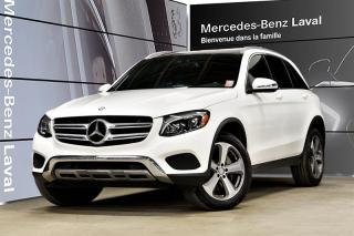Used 2017 Mercedes-Benz GLC 300 4MATIC SUV for sale in Laval, QC