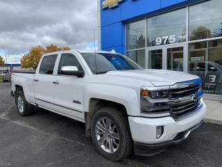 Used 2017 Chevrolet Silverado 1500 Crew 4x4 High Country / Short Box for sale in Gatineau, QC