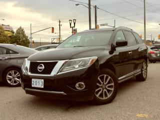 Used 2013 Nissan Pathfinder S for sale in Toronto, ON
