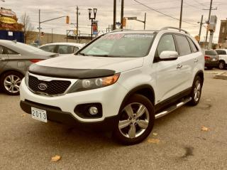 Used 2013 Kia Sorento EX for sale in Toronto, ON