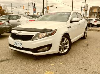 Used 2012 Kia Optima EX for sale in Toronto, ON