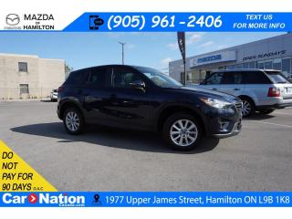 Used 2016 Mazda CX-5 GS | SUNROOF | NAV | REAR CAM | HEATED SEATS for sale in Hamilton, ON