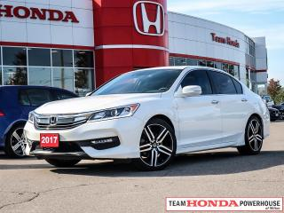 Used 2017 Honda Accord Sport for sale in Milton, ON