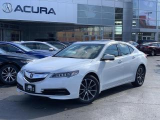 Used 2015 Acura TLX $1000OFF   LEATHER   HTDSEATS   290HP   V6   AWD   for sale in Burlington, ON
