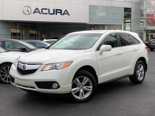 Used 2015 Acura RDX TECH | NO ACCIDENTS | LEATHER | LOW KMS for sale in Burlington, ON
