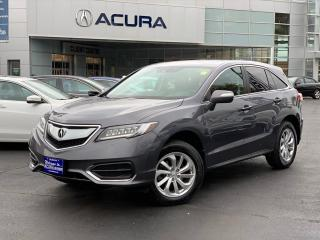 Used 2017 Acura RDX Tech TECH | 1OWNER | NEWTIRES | NOACCIDENTS | for sale in Burlington, ON