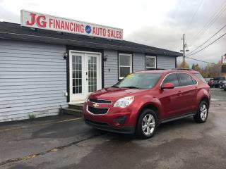 Used 2014 Chevrolet Equinox LT for sale in Millbrook, NS