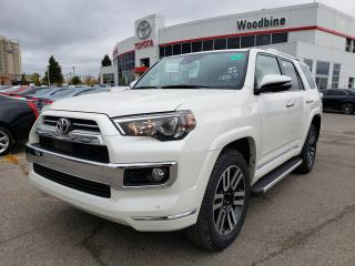 Used 2020 Toyota 4Runner Limited for sale in Etobicoke, ON