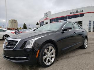 Used 2015 Cadillac ATS 2.0L Turbo Luxury ATS Luxury | Turbo | All Wheel Drive for sale in Etobicoke, ON