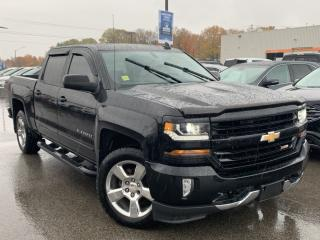 Used 2017 Chevrolet Silverado 1500 1LT for sale in Midland, ON