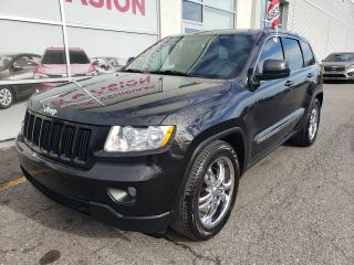 Used 2011 Jeep Grand Cherokee LAREDO Cuir, Camera de recul, Mags 20 pouces for sale in Montréal, QC