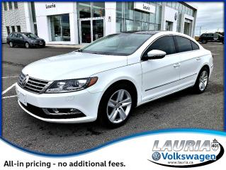 Used 2015 Volkswagen Passat CC Sportline - Navigation - Loaded! for sale in PORT HOPE, ON