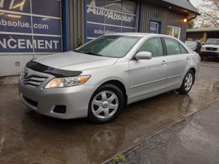 Used 2010 Toyota Camry LE for sale in Boisbriand, QC