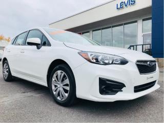 Used 2017 Subaru Impreza CONVENIENCE for sale in Lévis, QC