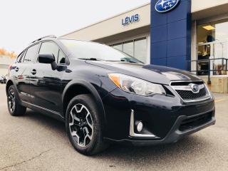 Used 2016 Subaru XV Crosstrek Touring Package,siege chauffants,bluetooth for sale in Lévis, QC