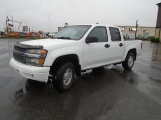 Used 2007 Chevrolet Colorado 4 RM, Cabine multiplaces 126,0 po, LT Z8 for sale in Mirabel, QC