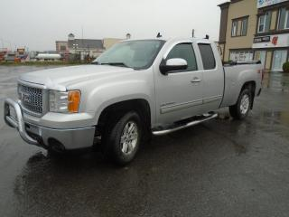 Used 2011 GMC Sierra 1500 4 RM, Cabine allongée, 143,5 po, SLE for sale in Mirabel, QC