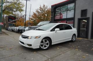 Used 2010 Honda Civic Modèle sport automatique 4 portes for sale in Laval, QC