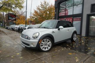 Used 2010 MINI Cooper Coupé 2 portes édition Camden for sale in Laval, QC