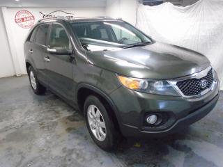 Used 2011 Kia Sorento LX for sale in Ancienne Lorette, QC