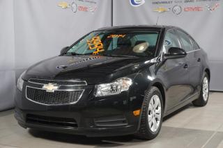 Used 2014 Chevrolet Cruze LT DEM A DISTANCE BLUETOOTH for sale in Montréal, QC