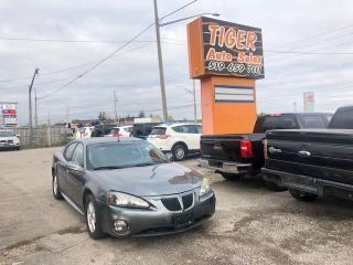 Used 2005 Pontiac Grand Prix GT**RUNS**HAS BROKEN SPARK PLUG**AS IS SPECIAL for sale in London, ON