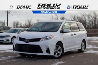 Used 2018 Toyota Sienna for sale in Prince Albert, SK