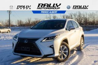 Used 2017 Lexus RX 350 for sale in Prince Albert, SK