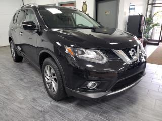 Used 2015 Nissan Rogue AWD PREMIUM SL for sale in Châteauguay, QC