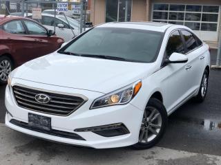 Used 2017 Hyundai Sonata for sale in Brampton, ON