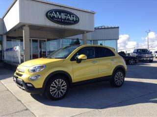 Used 2016 Fiat 500X Trekking / AWD / NO PAYMENTS FOR 6 MONTHS !! for sale in Tilbury, ON