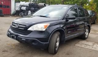Used 2008 Honda CR-V for sale in Brampton, ON