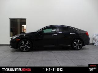 Used 2018 Honda Civic Touring for sale in Trois-Rivières, QC