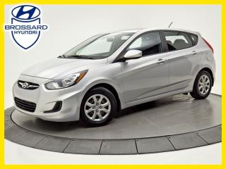 Used 2012 Hyundai Accent GL CRUISE GROUPES ÉLECTRIQUES for sale in Brossard, QC