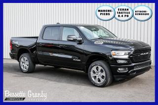 Used 2020 RAM 1500 Big Horn +Allure Sport, Éclairage DEL+ for sale in Cowansville, QC