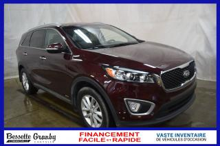 Used 2016 Kia Sorento 3.3L LX+7 Places, Aucun Carfax+ for sale in Cowansville, QC