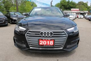 Used 2018 Audi A4 Komfort for sale in Brampton, ON