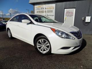 Used 2011 Hyundai Sonata ***GL,BAS KILO,AUTOMATIQUE,A/C*** for sale in Longueuil, QC