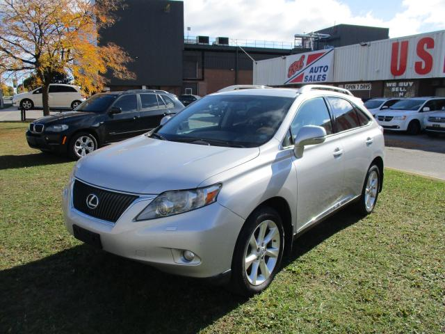2010 Lexus RX 350 PREMIUM~AWD~LEATHER~NAV.~BACK-UP CAM.~SUNROOF~
