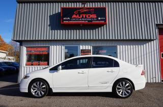 Used 2010 Honda Civic Si VTEC 6 VITESSES MAGS TOIT OUVRANT 156 250 KM for sale in Lévis, QC
