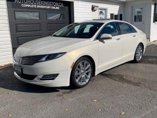 Used 2013 Lincoln MKZ 2.0 Ecoboost for sale in Kingston, ON
