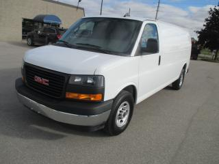 Used 2019 GMC Savana 2500 155 INCH WHEEL BASE for sale in London, ON