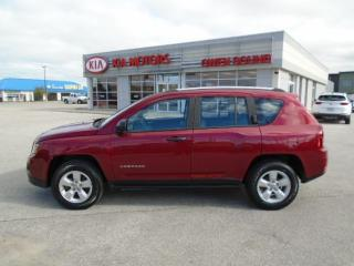 Used 2016 Jeep Compass Sport for sale in Owen Sound, ON