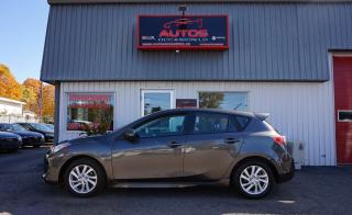 Used 2012 Mazda MAZDA3 GS-SKY AUTOMATIQUE FULL ÉQUIPÉ BLUETOOTH 126 985 for sale in Lévis, QC