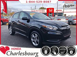 Used 2017 Honda HR-V LX AWD **GARANTIE GLOBAL** for sale in Charlesbourg, QC