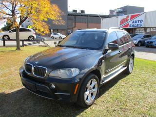 Used 2011 BMW X5 35i X-DRIVE~COMFORT PKG.~PARKING SENSORS~PANORAMIC for sale in Toronto, ON