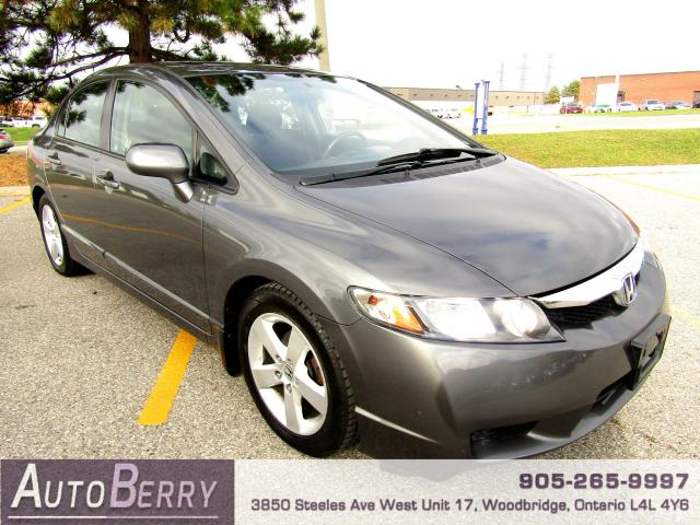 2011 Honda Civic LX Sport - 1.8L