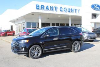 New 2019 Ford Edge Titanium for sale in Brantford, ON